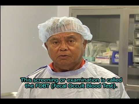 Early Detection for Colorectal Cancer video in American Samoa