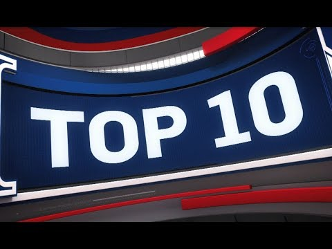 Top 10 Plays of the Night: November 22, 2017