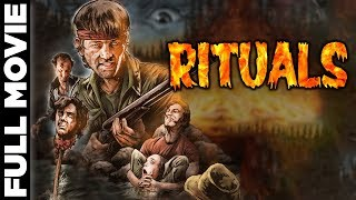 Rituals (The Creeper) (1977) | Adventure Thriller Movie | Hal Holbrook, Lawrence Dane