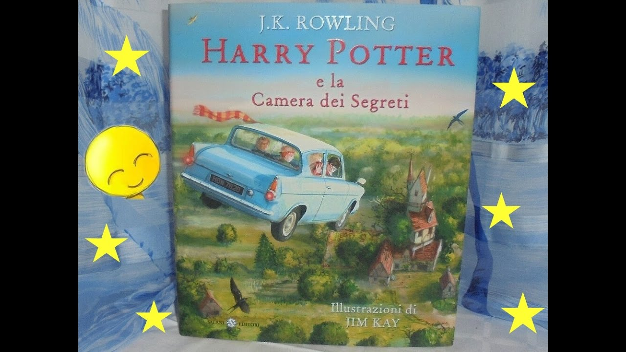 Harry Potter Camera Segreti Illustrato : Harry potter e la camera dei segreti edizione illustrata
