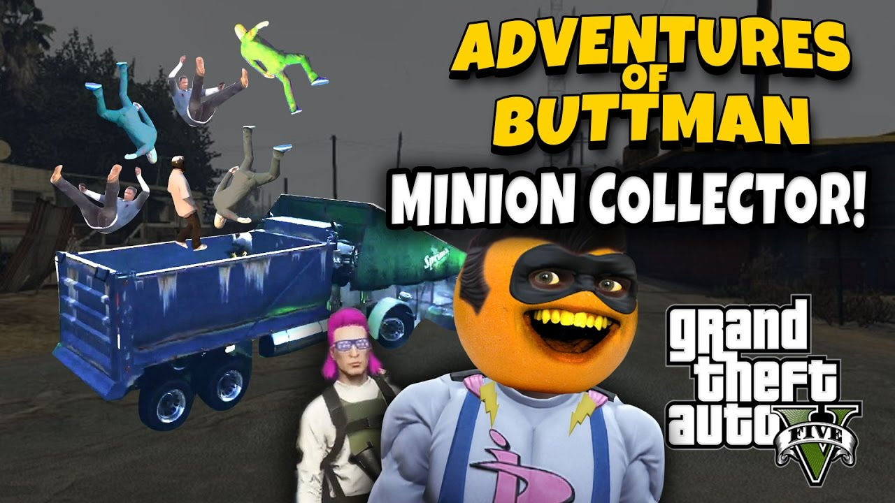 adventures-of-buttman-15-minion-collector