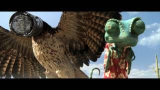 Ранго - Rango, 2011 - Трейлер (дублированный) русский HD