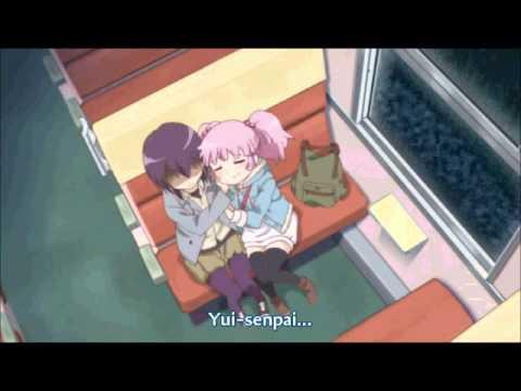 Yuru Yuri S2 ep8 scene