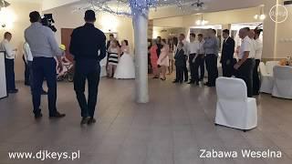 Kilka chwil z wesela Basi i Piotra (03.06.2017)
