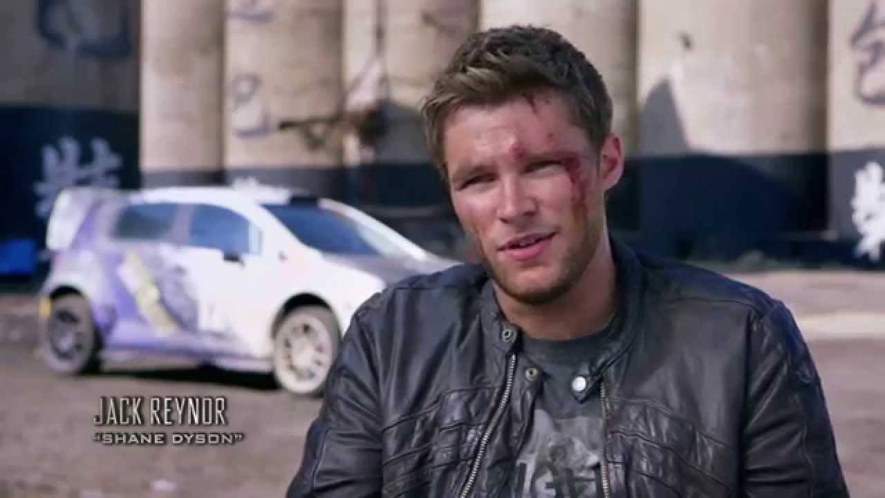 Transformers: Age of Extinction - Meet Shane