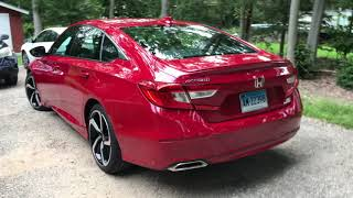Honda Accord 2018 9 Months Review