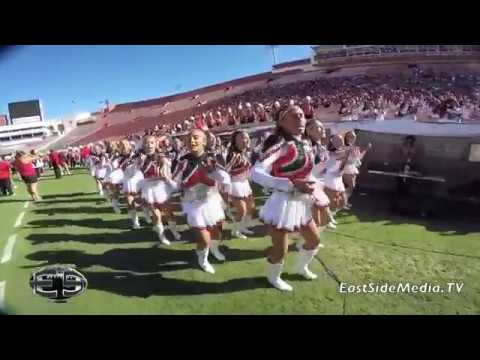 Banning High School Band and Drill Team
