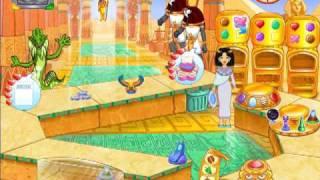 Cake Mania 3 - Egypt (5th) Day 8 & Mini Game 2 (Serve-o-Rama)
