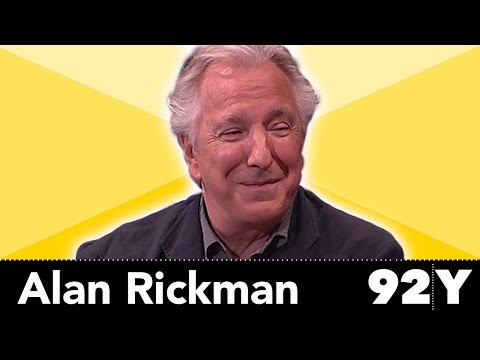 Alan Rickman on A Little Chaos: Reel Pieces with Annette Insdorf