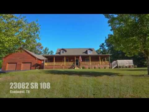 tennessee-log-cabin-on-eagle-lake-w/-5-acres