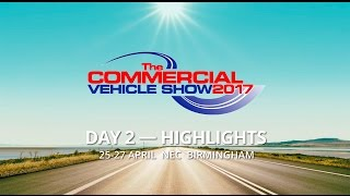CV Show 2017 Day 2 overview
