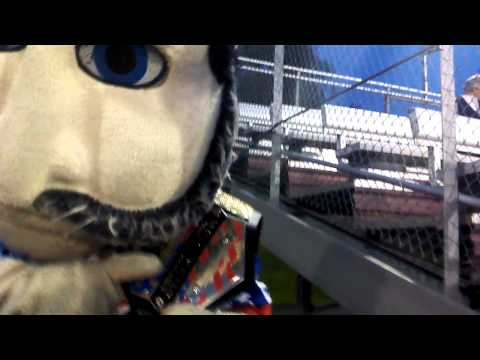 Interview with Doubleday's mascot Abner