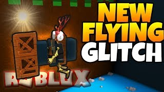 *NEW* BEST FLYING GLITCH! | Build a boat For Treasure ROBLOX