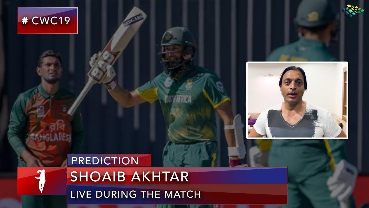 Bangladesh VS SouthAfrica | Its not an upset | SHOAIB Akhtar