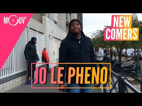 """Youtube: JO LE PHENO: """"Mon rap est réel"""""""