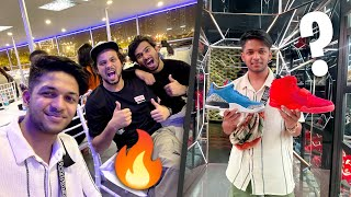 Visiting Jumeirah Beach And Buying Most Expensive shoes In Dubai With  @Round2hell