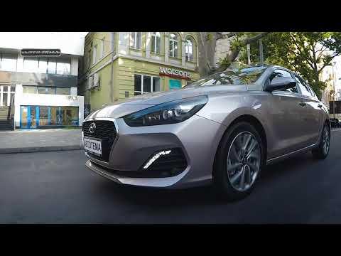 Hyundai i30 Fastback автотема