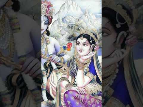 New Whatsapp Full Screen Status Krishna God  - Mere Girdhar Ho Kana