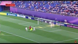 Tin Thể Thao 24h Hôm Nay (7h - 5/6): Tứ Kết U20 World Cup - Đàn Em Của Ronaldo Bị Loại Tức Tưởi