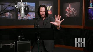 How Keanu Reeves Became 'Duke Caboom' In 'Toy Story 4'