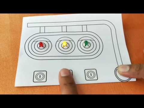 DIY Paper Circuit - Tutorial 04