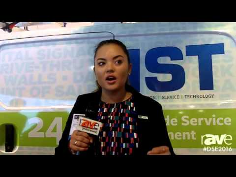DSE 2016: IST Offers Nationwide Installation and Projection Management for Digital Signage