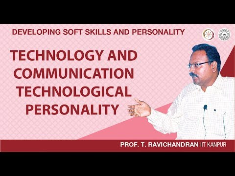 Technology And Communication: Technological Personality?