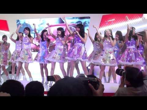 [FANCAM] JKT48 - Shoujotachi yo at Honda Gandaria City