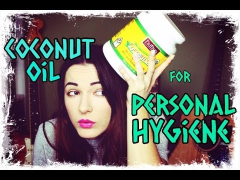 24 Uses of Coconut Oil for PERSONAL HYGIENE
