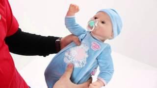 видео Кукла Baby Annabell Zapf Creation – купить