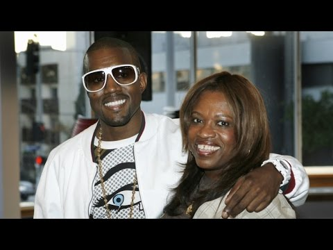 Kanye West Says His Career Caused His Mom