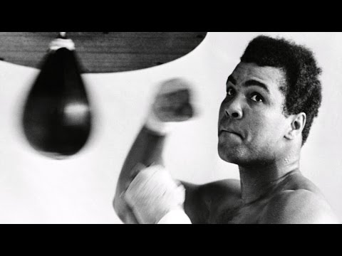 Muhammad Ali - Dazzling Speed (R.I.P. 1942-2016)