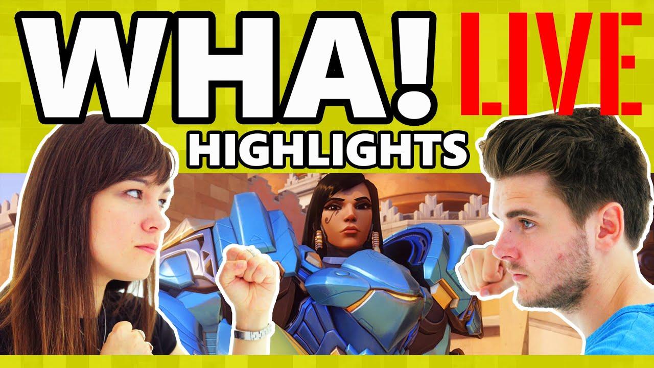 World's Hardest Achievements LIVE!!! | Stream Highlights | OVERWATCH | Death From Above