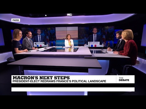 Macron's Next Steps: Can France's new president reform Europe? (part 2)