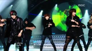 SHINee - Get Down, 샤이니 - 겟 다운, Music Core 20091226