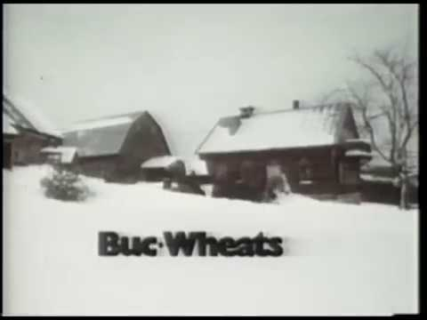 buc wheats commercial 1971