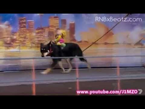 Australia's Got Talent 2012 - Animal Wranglers