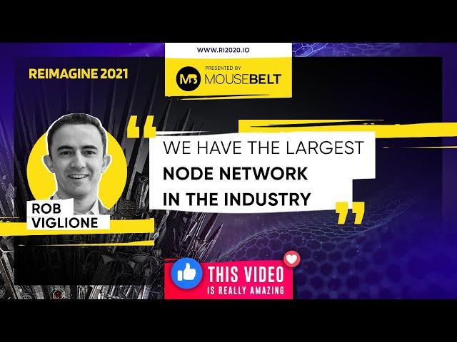 REIMAGINE 2021 - Rob Viglione - Horizen Labs - CEO & Co-founder