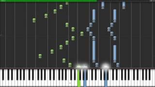 Synthesia Monochrome no Kiss (Kuroshitsuji Theme)