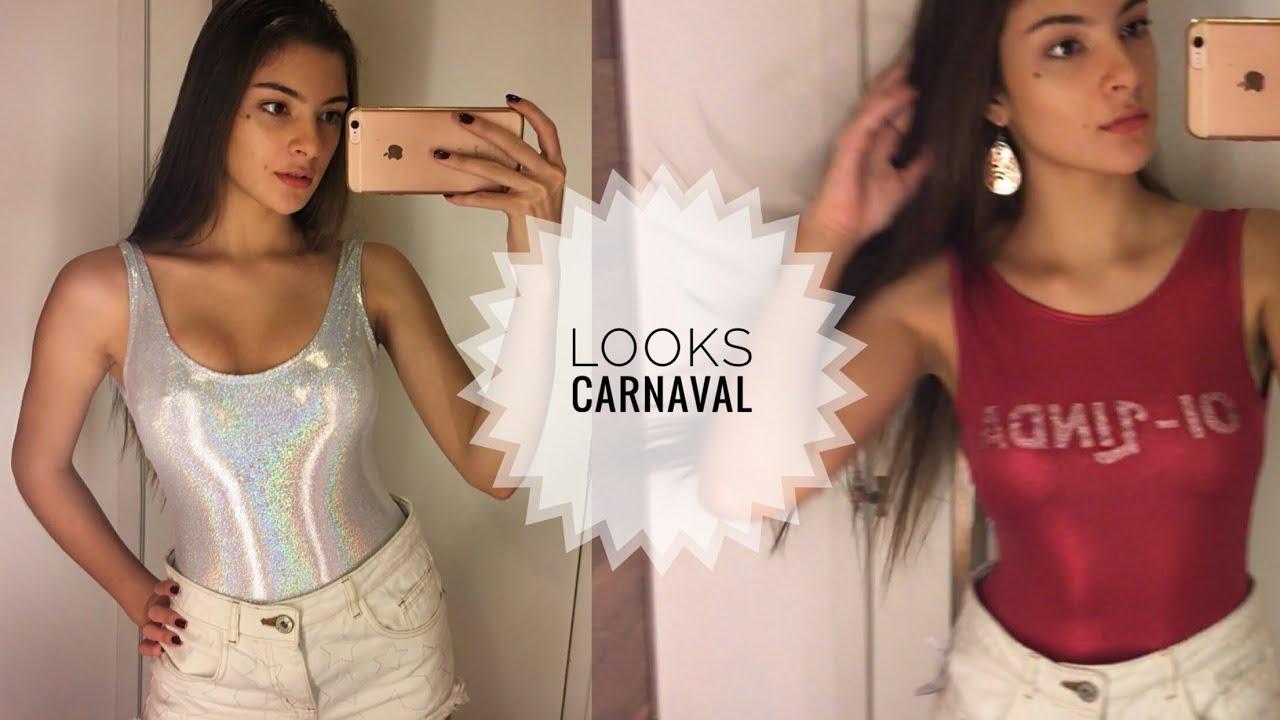 Resultado de imagem para looks carnaval 2018