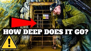 Do not try this! Journey to the centre of the earth series begins (THE GATES TO HELL)