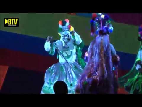 COSTA RICA Y PANAMA (XI Festival internacional de Bailes Tradicionales - 2017)