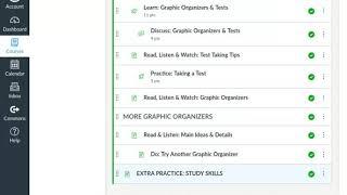 I-DEA 101: Study Skills Module Tour