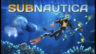 NADRABIAM ZALEGŁOŚCI! LIVE SUBNAUTICA! #nażywo #live #subnautica