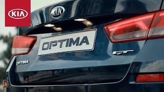 Kia Optima | Летайте бизнес-классом | (20 сек)