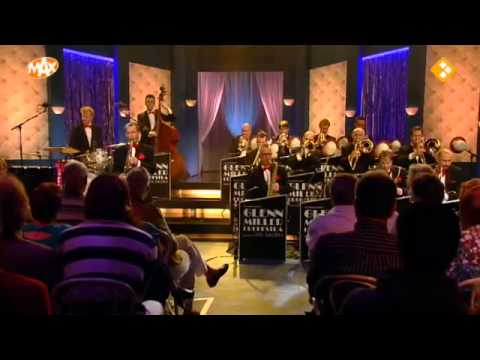 Glenn Miller Orchestra directed  Wil Salden  A String Of Pearls
