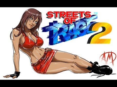 Streets of Rage 2-Blaze [Long Play]