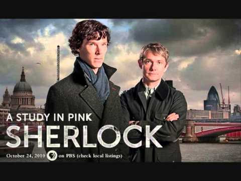 Sherlock - A Study In Pink Commentary