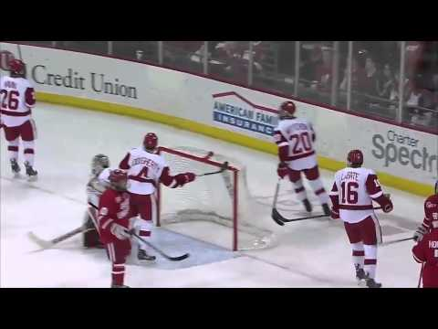 BU at Wisconsin Highlights - 01/09/2015