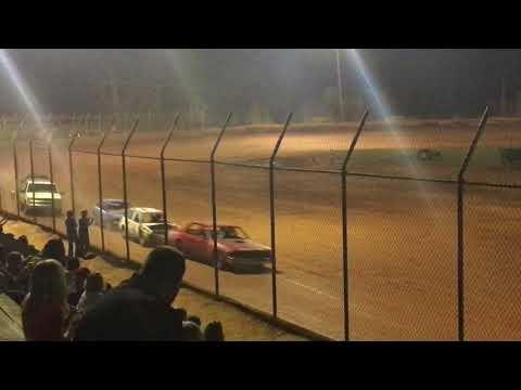 Harris Speedway Train Race 8/26/27